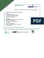 Pump Energy Efficiency Calculation Tool (1)