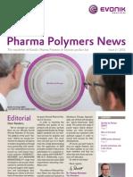 Evonik Pharma Polymers News 2 2012