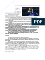 Lampard Sign (Letter to Editor)