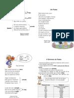 Ficha Informativa - Poesia