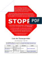 MINDMAILs +++ STOP HERE ++ THIS  IS YOUR PROVIDER +++ 17.4.2009
