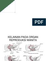 Kelainan Pada Organ Reproduksi Wanita