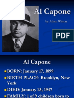 Al Capone powerpoint