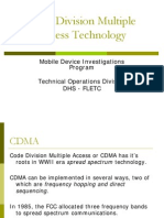 Division Multiple Access Technology