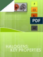 Halogens(Group VIIA) Presentation