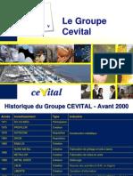 Presentation Cevital 2010 Francais