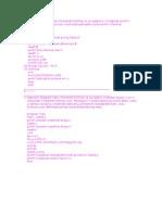 Fortran Vjezbe 1