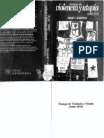 Oscar Anzorena, Tiempo de Violencia y Utopia [1966-1976]