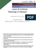 PEL Project Institute