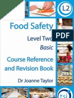 Food Safety Level 2 (Basic) Sample (low resolution)