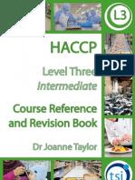 HACCP Level 3 (Intermediate) Sample (medium resolution)