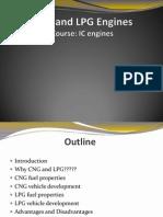 Cng & Lpg Engines