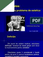 2.Obezitatea Boala Sau Problema de Estetica