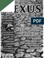Nexus 28 sept oct 2003 - HAARP, uranium appauvri, peuple de géants