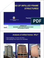Crisafulli F.J. –PPT-Analysis of infill frame structures