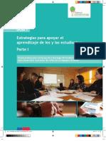 Guia 1 Analisis planificación y evaluacion escolar 2013 - Establecimientos antiguos