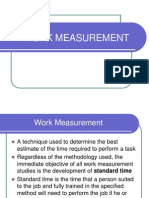 Work Measurement-compressed Version