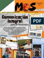Revista Vamos - Comunicación integral para el Misionero