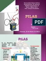 Analitica II- Exposición PILAS