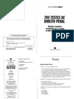 200 Testes de Direito Penal
