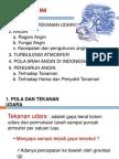 Kuliah 5 -Tekanan Udara Dan Angin-2013