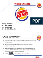 Burger King_final Presentation