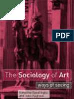 Sociology of Art
