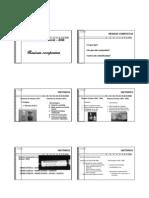 Esquema de Aula - ASB - 7 - Resina Composta e Adesivos