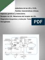 Dislipoproteinemias II 2009