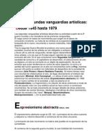 Resumen 2as Vanguardias