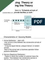 Queing Models