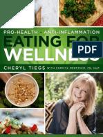 Cheryl Tieg's Eating for Wellness Trivita Recipe Book