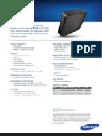 Samsung d3 Station External Ds