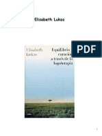 Logoterapia Elisabeth Lukas