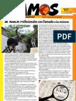 Revista Vamos - Misioneros Biocupacionales