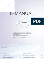 Samsung LED ES 6220 Manual