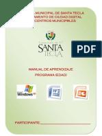 Manual de Prog. EDAD