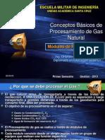 INTRODUCCIÓN AL PROCESAMIENTO DE GAS -1