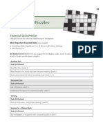 Crossword (teka-teki silang) akuntansi