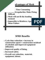 1 Sfrs Benefits