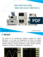 Laboratorio de Electronica - Sesion1