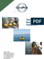 Presentation GeoPro