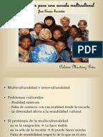 Un Curriculum Para Una Escuela Multicultural