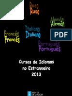 Guia de Idiomas 2013