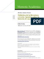bombini-didact de la literatura y teoría-una historia de una deuda