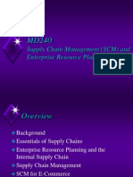 Lecture Supply Chain Management and Erpn3286