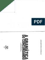 A Gramática do Concusando .JOSÉ DORNELLES. Ed Vestcon. 2011