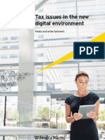 Tax Issues in the New Digital Environment YY2877