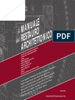 MANUAL DE RESTAURARE