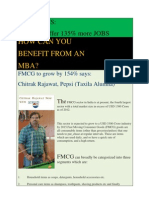 How Can You Benefit From MBA